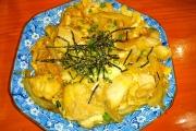親子丼(飯抜き)