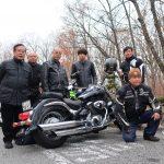 紅富士の湯での記念写真