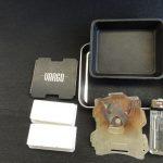 マイクロBBQセットの写真