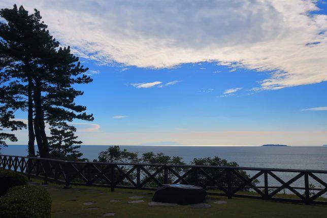 真鶴岬からの眺め