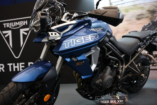 TRIUMPH TIGER 800 XRT