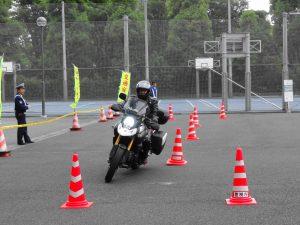 安全運転講習会の写真
