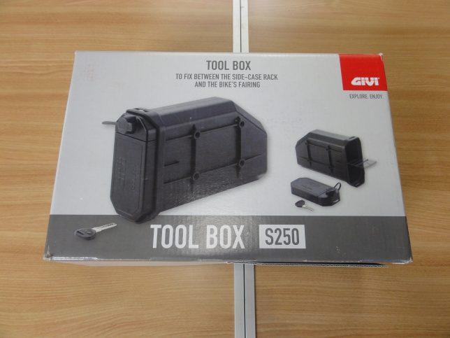 GIVI ToolBoxの写真