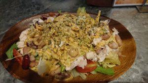 ランボーサラダ(ハーフサイズ)